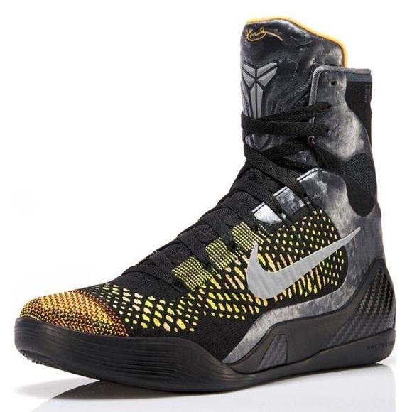 Kobe Nike 9 Elite Inspiration High Tops